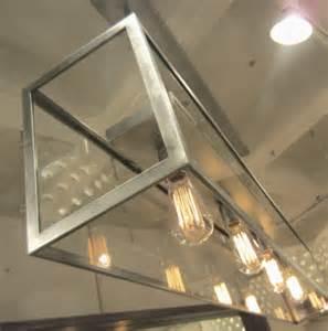Thornton Aged Iron Glass Pendant Arteriors Home