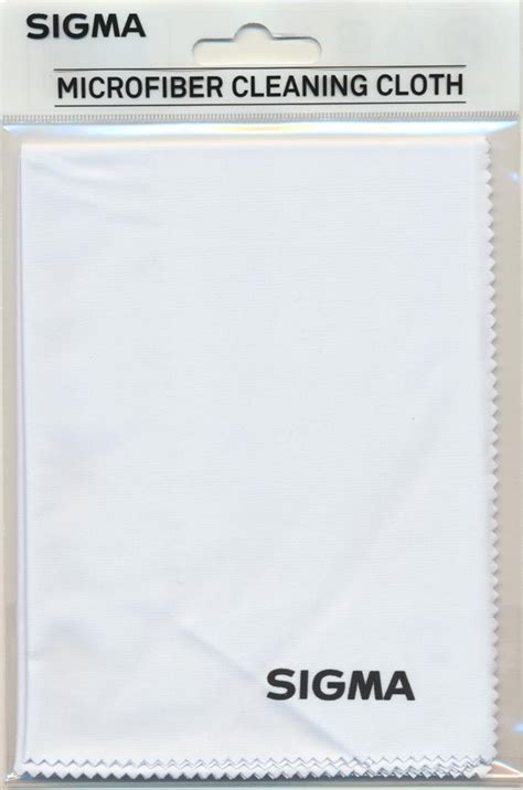 sigma cleaning cloth putih sigma lens cleaning cloth