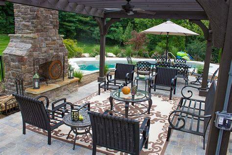 Outdoor Fireplaces, Fire Pits & Pizza Ovens Green Guys