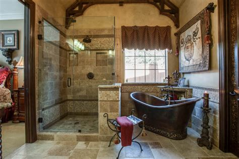 old world master bathroom   DFW Improved   972 377 7600