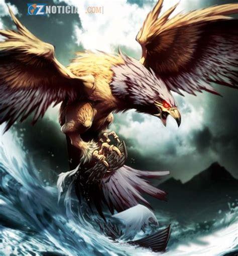 imagenes de aguilas mitologicas 10 fascinantes aves mitologicas taringa