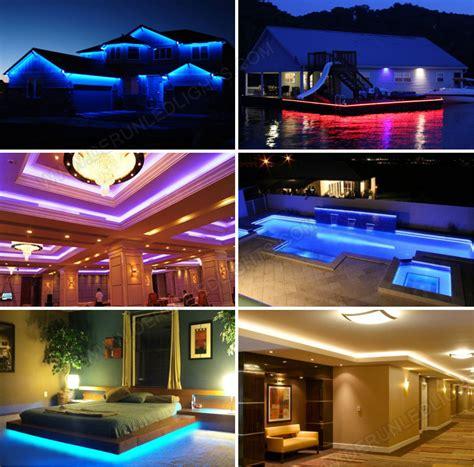 12 blue led indoor outdoor 12 volt led light 8a inline touch dimmer 12 volt