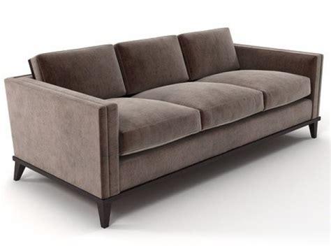hudson sofas hudson sofa 3d model donghia