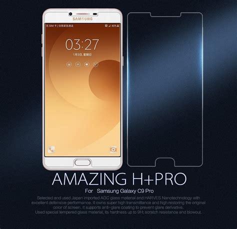 Op202 Nillkin Samsung Galaxy C9 Pro Original Free Kode Bim 3 samsung galaxy c9 pro premium tempered glass price in pakistan