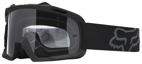 fox motocross goggles fox racing youth airspc goggles revzilla