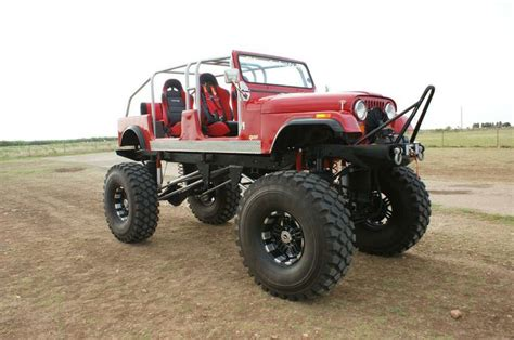 Lifted Jeep Cj7 For Sale Jeep Cj Stretched And Lifted Jeep Cj7