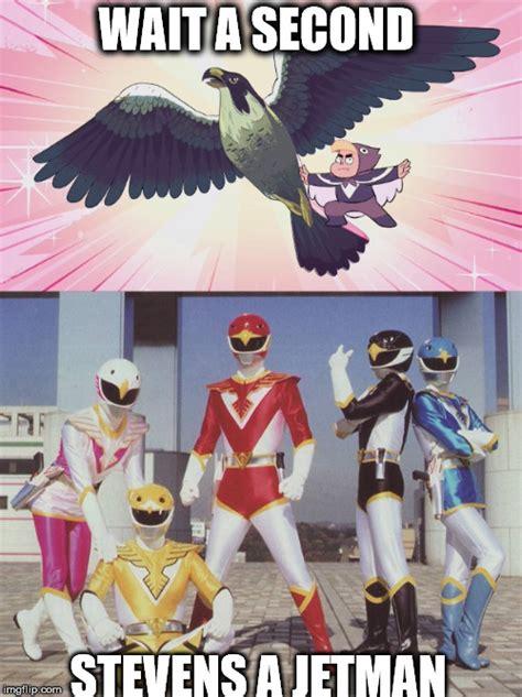Power Rangers Meme Generator - image tagged in jetman super sentai steven universe