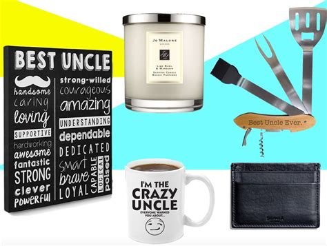 31 gifts for uncles 2018 new guncle gift ideas from niece or nephew