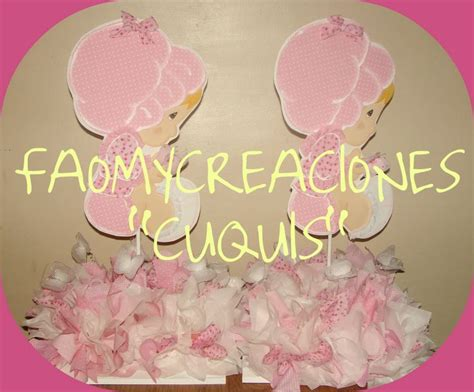 precious moments decorations for baby shower precious moments babyshower centros de mesa para baby