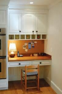 small computer desk for kitchen 25 best ideas about computer built into desk on