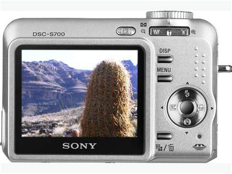 Kamera Sony Dsc S700 sony cybershot s700 7 2mp digital with 3x optical zoom silver w central ottawa
