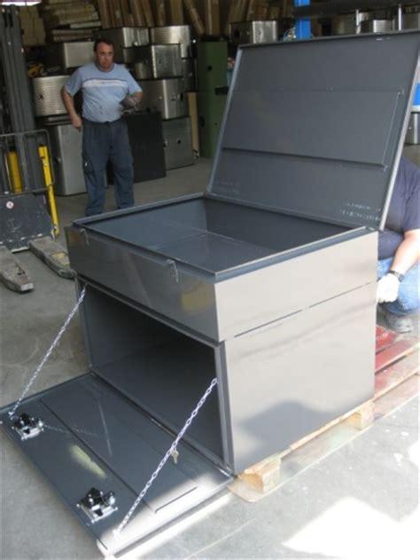 cassone porta attrezzi cassoni e cassette porta attrezzi in acciaio inox su