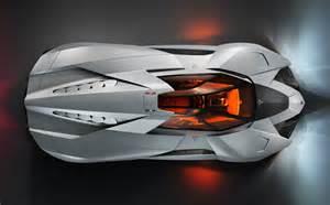 Lamborghini Egoista Specifications 2014 Lamborghini Egoista Concept Machinespider