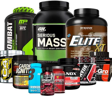 supplement program what are the 4 best bodybuilding supplements for