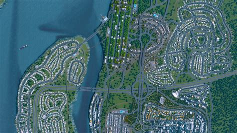 world map cities skylines comparing simcity to cities skylines provides an obvious
