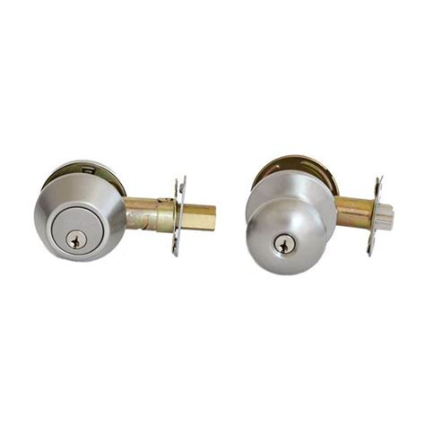 Keyed Alike Door Knobs And Deadbolts by Maxgrade 500wat Watson Door Entry Knob And Single Cylinder