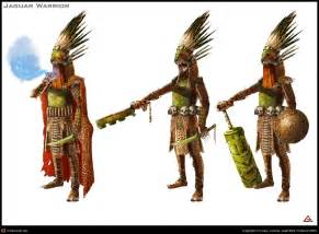 Jaguar Warrior Aztec Jaguar Warrior Jaguar Warrior Concept Research