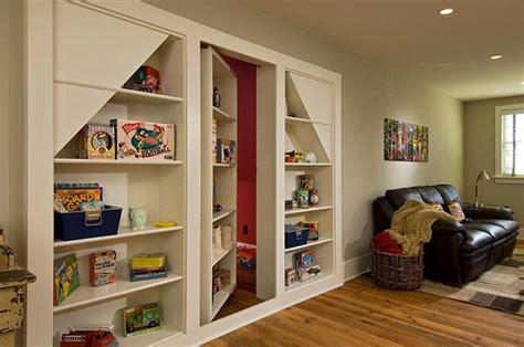 Hideaway Closet Doors Dise 241 O De Habitaciones Ocultas Ideas Para Construir En Casa Construye Hogar