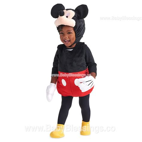 Dress Mickey Premium disfraz disney s mickey mouse bebes premium