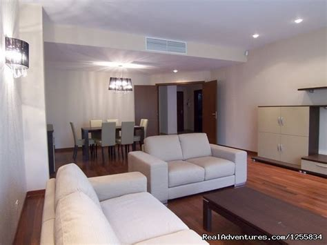 spacious two bedroom apartment furnished for rent manila