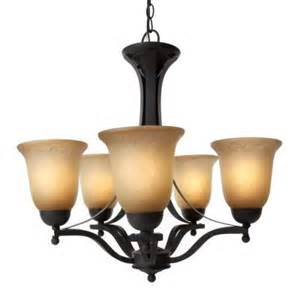 Dining Room Light Fixtures Home Depot Commercial Electric 5 Light Rustic Iron Chandelier Ess8115 3 The Home Depot