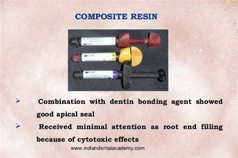 root canal  filling materials certified fixed