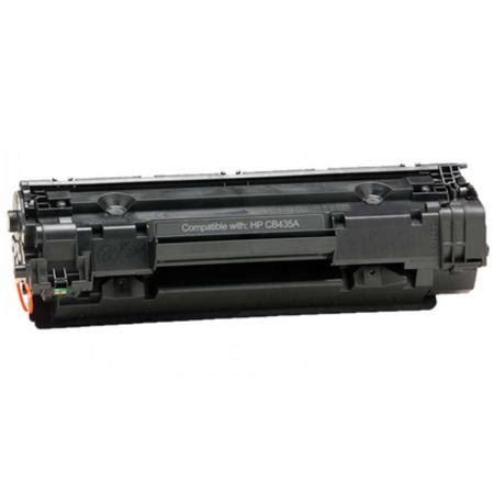 Remanufacture Toner Hp Lasejet Cb 435a Hp Laserjet 35a Black Remanufactured Toner Cartridge