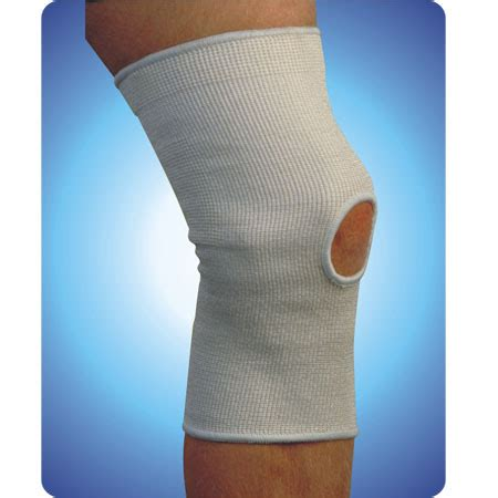 Elastic Knee Support Bodyscuplture elastic open patella knee brace walmart