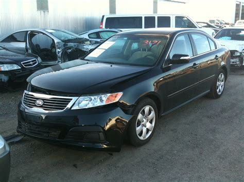 2009 Kia Optima Lx Specs 2009 Kia Optima Ii Pictures Information And Specs
