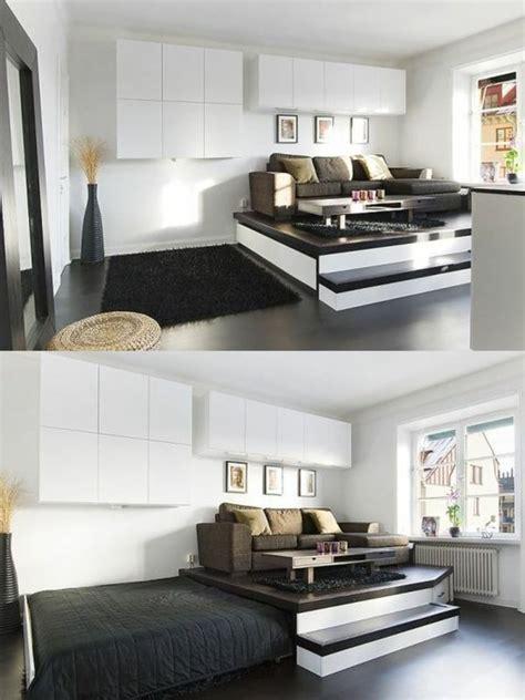 möbel für kleine zimmer schlafzimmer gestalten kleiner raum
