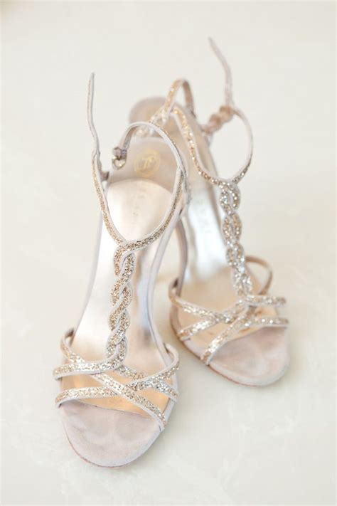 Best 25  Sparkle wedding shoes ideas on Pinterest   Girls