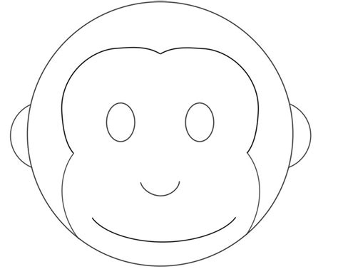 monkey birthday cake template cake templates monkey cake design monkey cake pattern