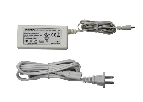 newage under cabinet led light w power adapter led cabinet light 36 watt power supply cord tuff led
