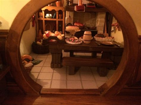 hobbit kitchen 100 my hand made hobbit hole the hobbit holes of