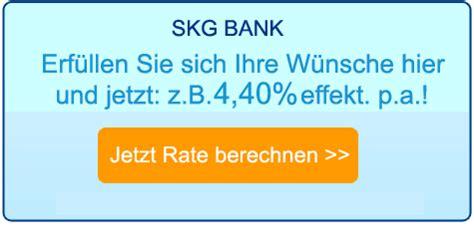skg bank kredit kredit der skg bank mit konditionen und aktuellen