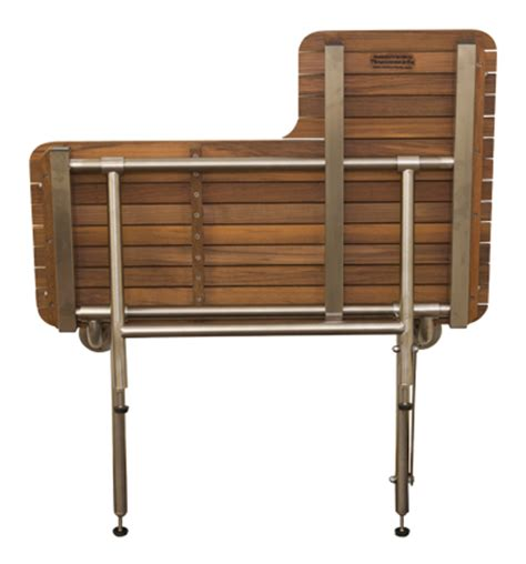 ada benches teak ada compliant transfer bench free shipping