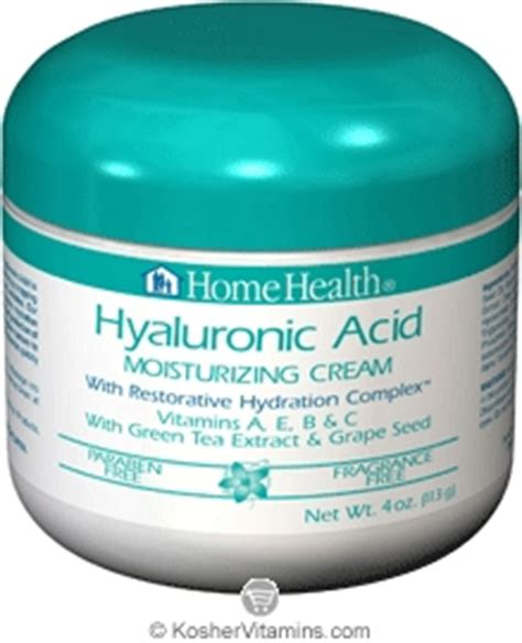 home health hyaluronic acid moisturizing fragrance