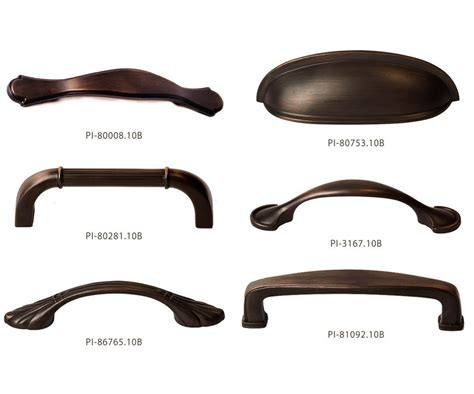 rubbed bronze hardware for kitchen cabinets rubbed bronze kitchen cabinet hardware pulls ebay