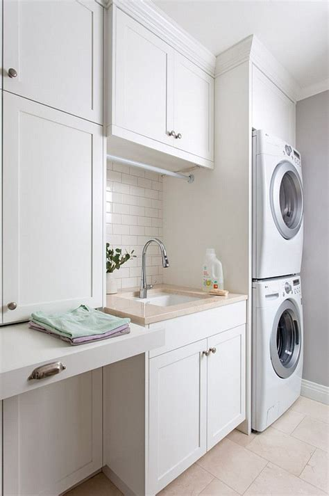 25 best ideas about white laundry rooms on laundry design laundry room design and