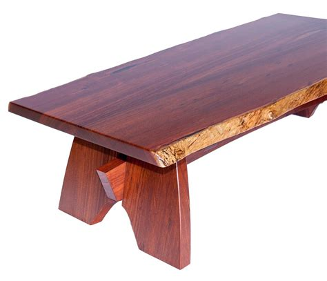 Treeton Coffee Table In Jarrah Treeton Fine Wood Studio Jarrah Coffee Table