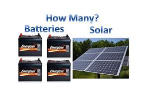 how to charge solar light batteries how i size solar battery bank and solar panels how many