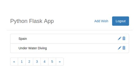 tutorial python flask creating a web app from scratch using python flask and