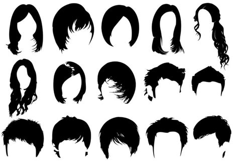 Hairstyle Photoshop Free by Hair Brushes Cs Free Photoshop Brushes At Brusheezy