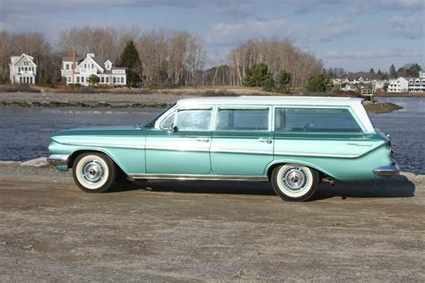 1961 chevrolet station wagon 1961 chevrolet belair parkwood station wagon for sale or