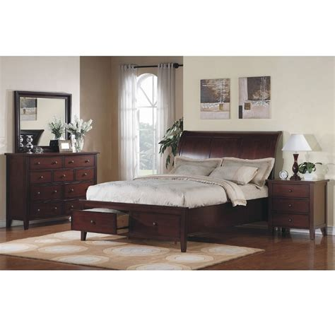 Antique Cherry Bedroom Furniture Vintage 5 Bedroom Set In Cherry Bedroom Furniture Modgsi