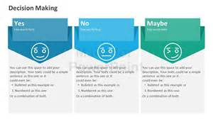 decision making editable powerpoint template