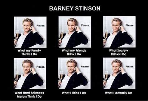 Barney Stinson Meme - barney stinson designer s playground