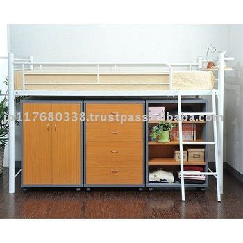 Bed Frames With Storage Space Metal Bed Frame With Storage Space Bib 011 Buy Metal Bed Frame With Storage Space Bib 011