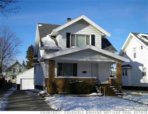 Ohio Housing by 10 Dirt Cheap Housing Markets Toledo Ohio Median Price