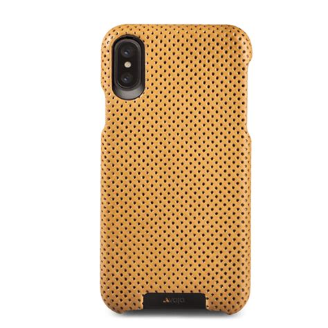 Vaja Caddie Collection Cases Include A Leather Bag To Carry Your Gadgets In by Grip Premium Iphone X Leather By Vaja
